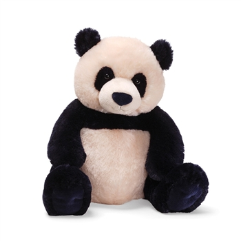 Big Zi-Bo the Stuffed Panda Bear by Gund