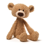 Toothpick the Skinny Tan Teddy Bear by Gund