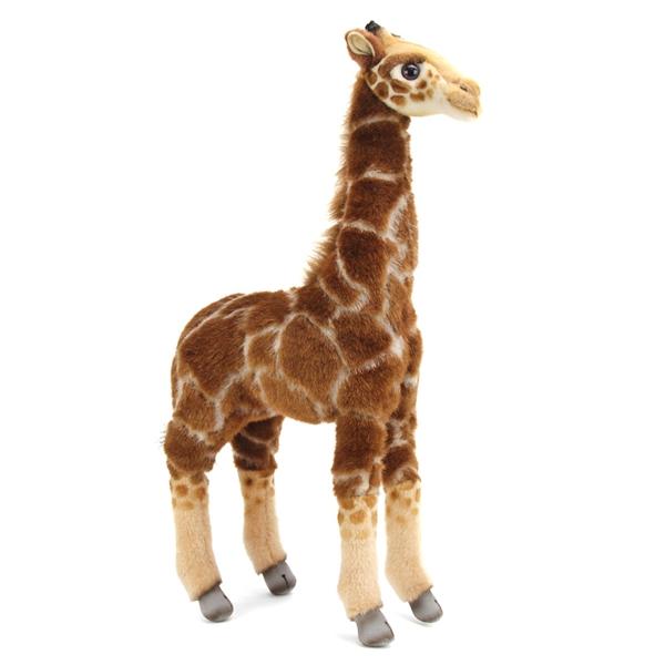 Handcrafted 20 Inch Lifelike Baby Giraffe Stuffed Animal