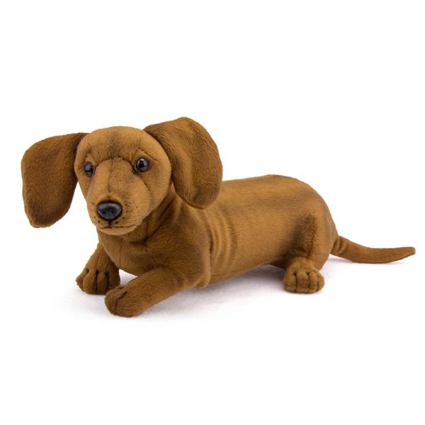 Stuffed Toy Dog Dachshund