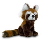 Stuffed Red Panda Conservation Critter by Wildlife Artists