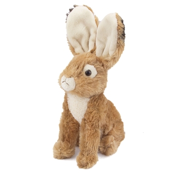 Stuffed Jackrabbit Conservation Critter by Wildlife Artists