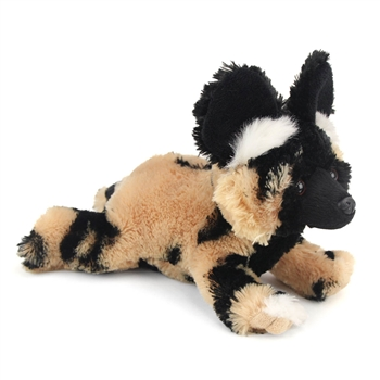 Plush Wild Dog 15 Inch Conservation Critter by Wildlife Artists