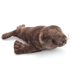 Plush Sea Lion 17 Inch Conservation Critter by Wildlife Artists
