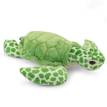 Plush Sea Turtle 14 Inch Conservation Critter by Wildlife Artists