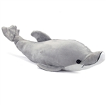 Large Stuffed Dolphin Conservation Critter by Wildlife Artists