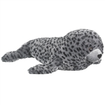 Jumbo 31 Inch Stuffed Harbor Seal by Wildlife Artists