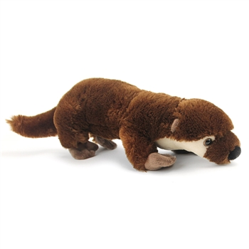 Plush River Otter 23 Inch Conservation Critter by Wildlife Artists