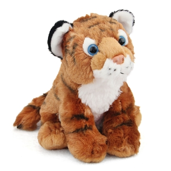 Baby Stuffed Tiger Mini Cuddlekin by Wild Republic
