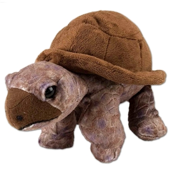 Stuffed Tortoise Mini Cuddlekin by Wild Republic