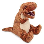 Cuddlekins Tyrannosaurus Rex Stuffed Animal by Wild Republic