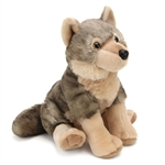 Plush Wolf 12 Inch Stuffed Animal Cuddlekin By Wild Republic