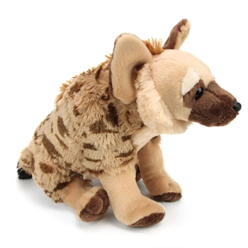 Stuffed Hyena 12 Inch Cuddlekin by Wild Republic