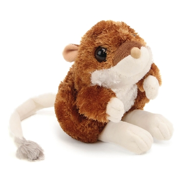 Stuffed Kangaroo Rat Mini Cuddlekin by Wild Republic