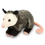 Cuddlekins Opossum Stuffed Animal by Wild Republic