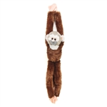 Hanging Squirrel Monkey Stuffed Animal by Wild Republic