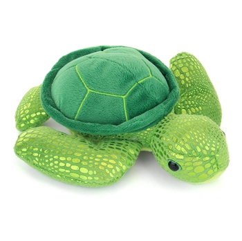 Pics Photos Stuffed Sea Animals Small Green Turtle Doll Plush Toy ...