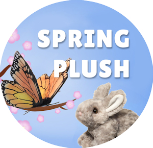Spring and Easter Stuffed Animals