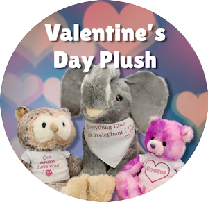 Valentines Day Stuffed Animals
