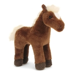 Mr. Brown the Plush Chestnut Horse by Douglas