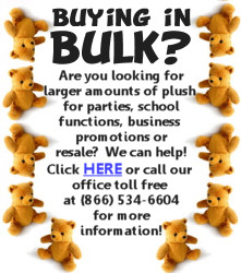 Buy stuffed animals in bulk