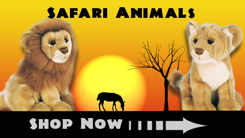 Shop our stuffed safari animals