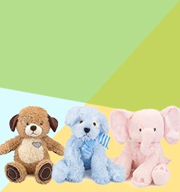 Baby Safe Stuffed Animals and Plush Toys