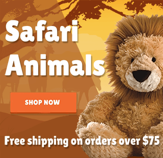 Stuffedsafari Com Shop Stuffed Animals Plush Animals Online